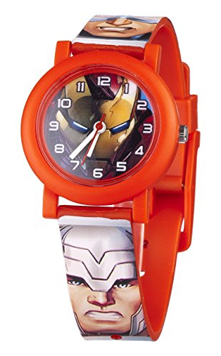 marvel-comics-mar70-reloj-de-pulsera-agujas-para-nino-multicolor