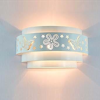 morden schnitzerei wandleuchten pendelleuchte schmetterlings blumen muster wandlampe geeignet. Black Bedroom Furniture Sets. Home Design Ideas