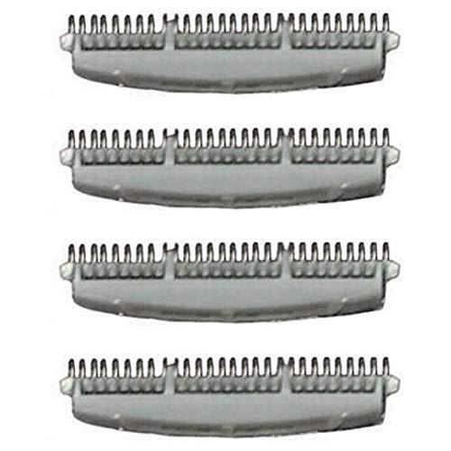 Spares2go SP69 SP-69 Micro Screen 2 TCT Dual Cutter für Remington Folienrasierer (4 Stück)
