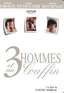 Three Men And A Baby [1985] [DVD] (3 Hommes et un Couffin)