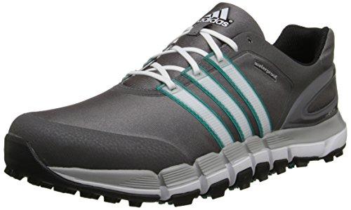 adidas , Chaussures de ville à lacets pour homme Vert