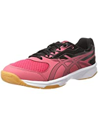 Asics Upcourt 2 Gs, Zapatos de Voleibol para Niñas