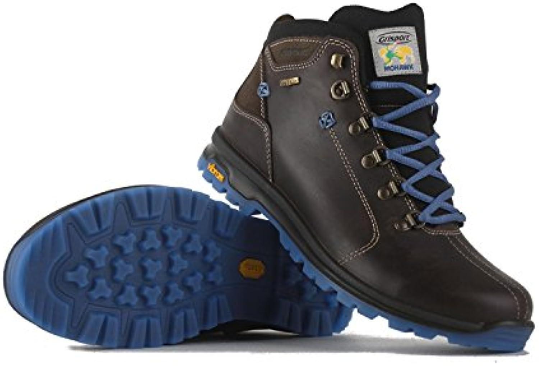 Herrenschuhe Sicherheit Leder Outdoor Klettern Wandern Sport Stiefel Knöchel Arbeit Gummi Braun Größe 39 Bis 48