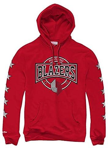 Portland Trail Blazers Mitchell & Ness NBA