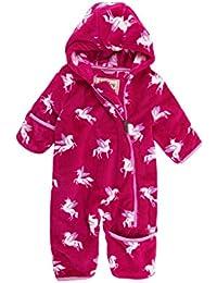 1531a1eb6 Amazon.co.uk  Hatley - Snow   Rainwear   Baby Girls 0-24m  Clothing