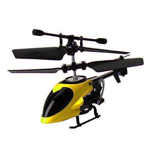 Fennd Fernbedienung Hubschrauber Kompakt Drohne Laden Zweikanal Fernbedienung @ Sharp gelb
