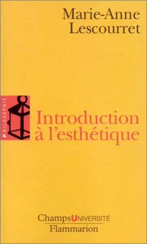 Introduction  l'esthtique
