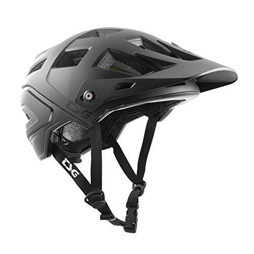 TSG Scope Solid Color Helm Satin-Black L/XL