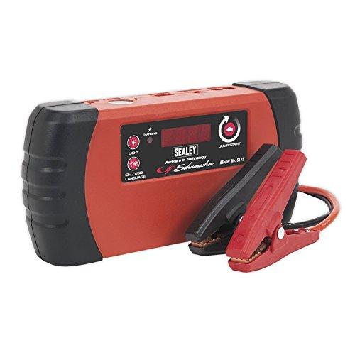 Preisvergleich Produktbild SEALEY sl1s Jump Starter Power Pack Lithium (LiFePO4) 400 A