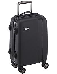 Bugatti Bags Maleta, Boardcase Trolley, 58.5 cm, negro - negro, 492222473