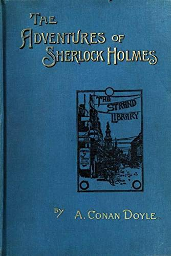The Adventure of Sherlock Homes (English Edition) eBook: Sir ...