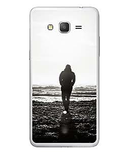 PrintVisa Designer Back Case Cover for Samsung Galaxy J5 (2015) :: Samsung Galaxy J5 Duos (2015 Model) :: Samsung Galaxy J5 J500F :: Samsung Galaxy J5 J500Fn J500G J500Y J500M (Ocean Sea Side Rocky Beach )