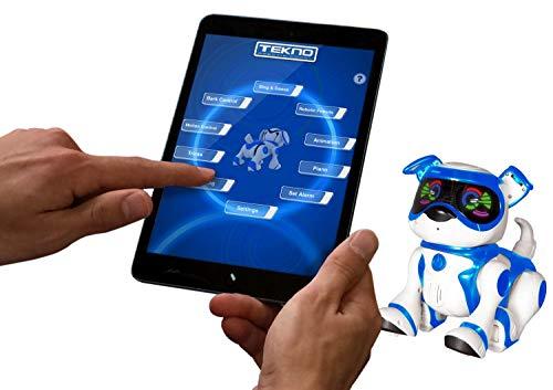 Splash Toys 30642 – Teksta 5G, App-basierter Roboter-Hund - 5