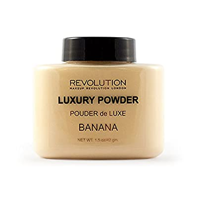 Makeup Revolution Luxury Banana Powder from Makeup Revolution