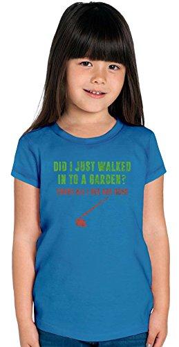 Garden Hoes Girls T-shirt 12+ yrs - Kids Garden Hoe