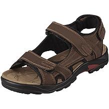 Hommes sandales en cuir SHlSUR1WR