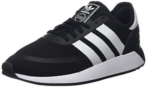 adidas Herren N-5923 Fitnessschuhe, Schwarz (Negbás/Ftwbla/Negbás 0), 44 2/3 EU