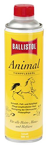 Ballistol Tierpflege Animal, 10 ml, 26560 (Vogel Tierbedarf)
