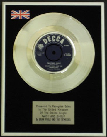 brian-poole-tremeloes-7-platinum-disc-twist-shout