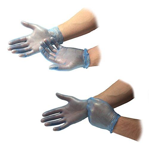 50-pairs-of-medium-transparent-blue-premium-vinyl-disposable-non-sterile-medical-first-aid-powdered-