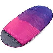 Individual Saco de Dormir Forma única de Galletas Espesar, para Camping, Excursiones y Actividades