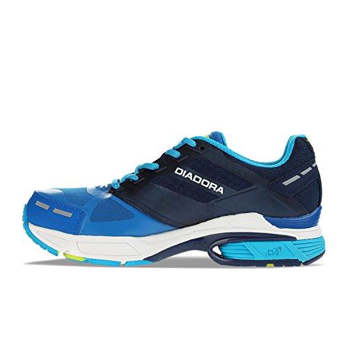 Diadora , Herren Sneaker Blu Classico / Blu Micro