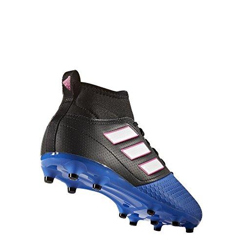 adidas Kinder-Unisex Ace 17.3 Fg J Fußballschuhe, Rot Schwarz/Blau