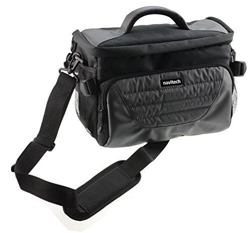 Navitech A4 Tragbarer mobiler Scanner Tasche Schutz hülle für den Epson Workforce DS-410