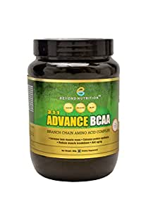 Beyond Nutrition Advance BCAA 3:1:1 - 300 grams, White, Powder
