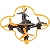 Baybee Lightning Quadcopter 360 Degree Roll Over | USB Cable With Led Lights & Charger, Easy & Ready To Fly - Orange
