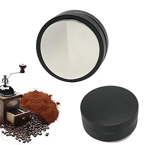 58,5 mm Mini verstellbarer Espresso-Pulverhammer konvexer Verteiler Kaffee Tamper