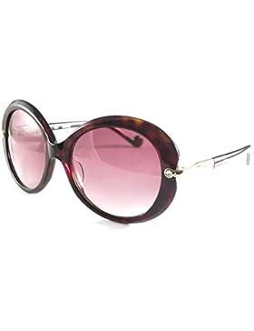 Liu Jo Damen Sonnenbrille LJ605SR 206 dunkelbraun