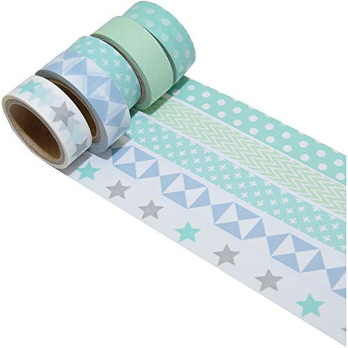 Enthusiastic 1 M Lace Tape Decoration Roll Diy Washi Decorative Sticky Paper Masking Tape Self Adhesive Tape Scrapbook Tape 5 Colors Tapes, Adhesives & Fasteners Office & School Supplies