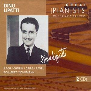 Great pianists of the 20th century, Dinu Lipatti