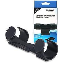 Childhood Protector de la lente de la cámara Cubierta de la cubierta Capa del sensor Montaje Clip Protector del soporte para PS4 PS VR Nueva cámara