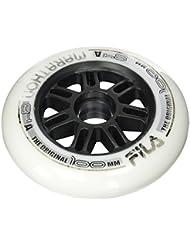 Fila Wheels 100 mm/82 a X 8 rollos, color blanco