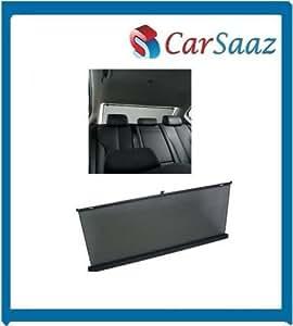 Rear Window Windshield Roller Sunshade For VOLKSWAGON VENTO 100cm - dark grey