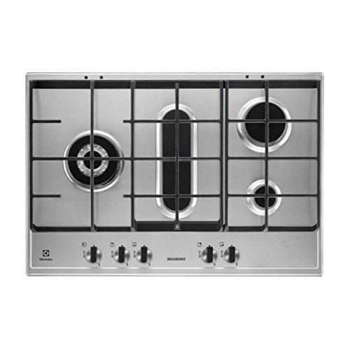 Table de cuisson gaz ELECTROLUX EGH7459GOX
