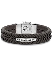 Buddha To Buddha Women's Bracelet Leather Brown 161BR