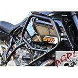 KTM 990smt-11/14-protections laterales Aluminium noir-441648