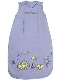 Schlummersack leicht gefütterter Babyschlafsack Frühjahr/Sommer 1.0 Tog - in verschieden Farben und Größen erhältlich