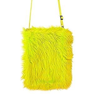 WIDMANN 09820 - Bolso de mano para mujer, color amarillo, talla única