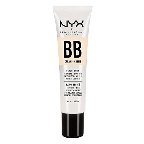 NYX BB Cream, Nude, 1er Pack