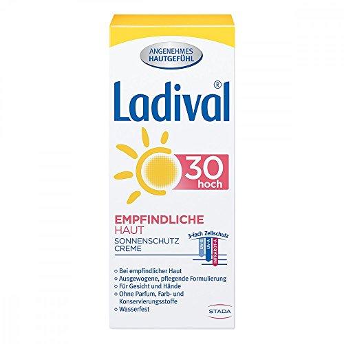 Ladival Empfindliche Haut LSF 30, 50 ml Creme