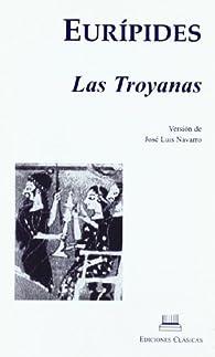 Las Troyanas par  Eurípides