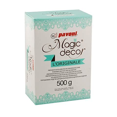 Tortenspitze Magic Decor 500 gr Pulver neuste Ware in neuer