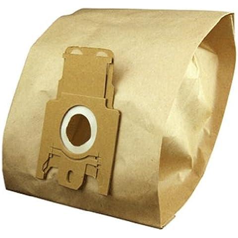 ELECTRUEPART F/J/M-Sacchetti per aspirapolvere, confezione da 5 pezzi, per aspirapolvere MIELE S512I