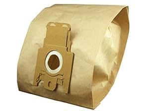 ELECTRUEPaRT F/J/M pour Aspirateur Lot de 5 sacs aspirateur pour MIELE S 716–1