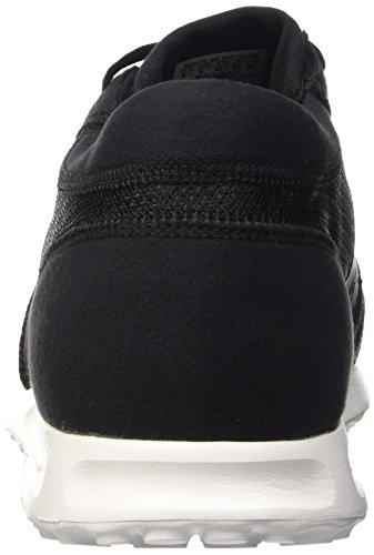 adidas Los Angeles, Entraînement de course homme Noir (Cblack/Cblack/Ftwwht)