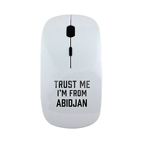 Trust me I am from Abidjan Wireless Mouse